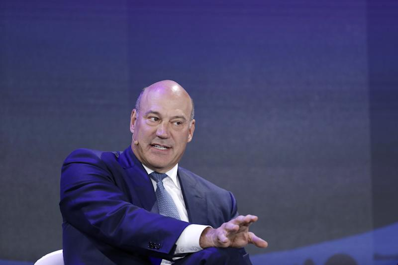 Cohn talks Trump administration chaos, tariff negotiations