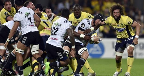 Rugby - Top 14 - Brive remporte le derby à Clermont