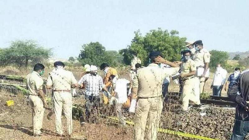 'Walked all night on tracks, left behind as I couldn't keep up' says Aurangabad tragedy survivor; 16 migrants who died were fatigued, fell asleep: cop