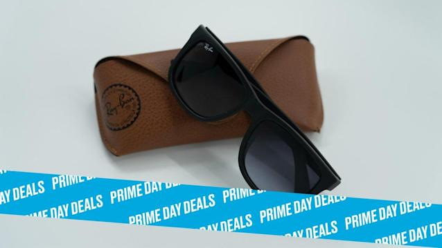 Photo Illustration by Elizabeth Brockway/The Daily Beast * Save up to 40% off Ray-Ban Sunglasses. * Round, Aviator, Rectangular, and more frames are included. * Shop the rest of our other Prime Day deal picks here. Not a Prime member yet? Sign up here.Ray-Bans are the epitome of classic investment sunglasses. Get a pair of your own during this Prime Day deal on 35 different styles of Ray-Ban sunglasses for as low as $57. Choose from different lens colors and shapes for up to 40% off and get the one you want to wear every day, even if it's not sunny. | Get it on Amazon >Let Scouted guide you to the best Prime Day deals. Shop Here >Scouted is internet shopping with a pulse. Follow us on Twitter and sign up for our newsletter for even more recommendations and exclusive content. Please note that if you buy something featured in one of our posts, The Daily Beast may collect a share of sales.Read more at The Daily Beast.Get our top stories in your inbox every day. Sign up now!Daily Beast Membership: Beast Inside goes deeper on the stories that matter to you. Learn more.