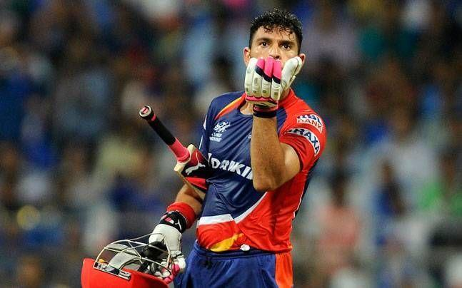 Yuvraj- the undisputed King of IPL auction