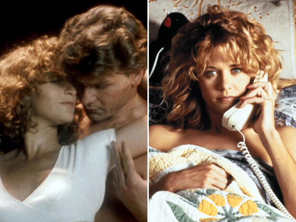 """<b>Obsession With Chick Flicks</b><br><br>We've seen Jess try to sell her male roommates on the merits of """"Dirty Dancing"""" and """"An American Tail,"""" but she's no match for Mindy in the film-geek category. Mindy's been compulsively rewatching Hollywood romantic comedies like """"When Harry Met Sally"""" and """"You've Got Mail"""" practically since birth, and seems to base all of her romantic decisions on what Meg Ryan would do.   <br><br><b>Verdict:</b> Sorry, Jess; we're in Mindy's wheelhouse here."""