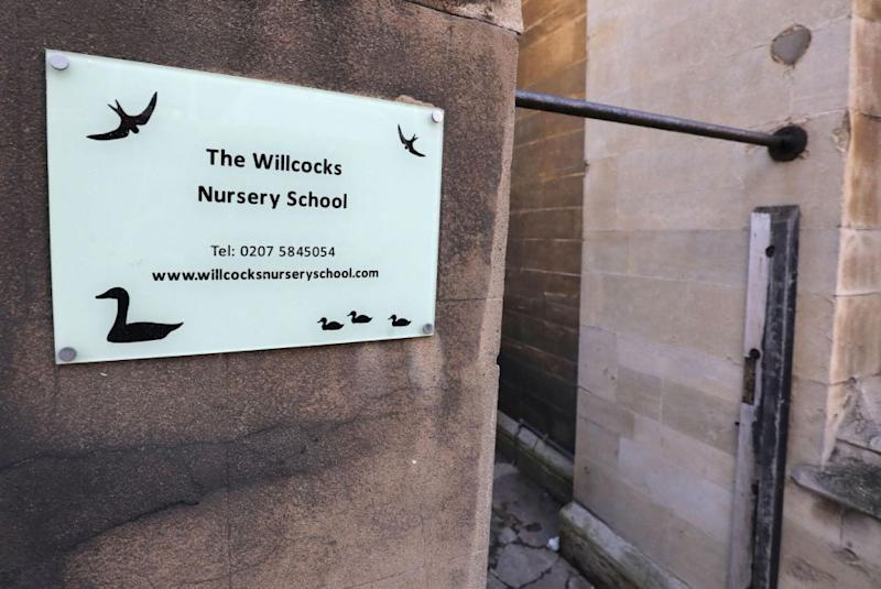 Charlotte has already started at exclusive pre-school Willcocks Nursey, which costs thousands per term. Photo: Getty