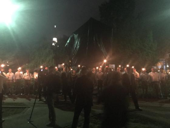White nationalists return to Charlottesville
