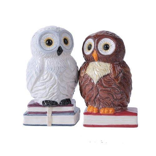 """<p>Salt and pepper are mealtime necessities and owls are Hogwarts necessities. It only makes sense to have owl salt and pepper shakers. Avoid giving the former to a niffler, though – their snouts can't handle the pepper.</p> <p><strong>Magnetic Salt and Pepper Shaker Kitchen Set, $13 at <a href=""""https://www.amazon.com/inches-Hedwig-Magnetic-Pepper-Kitchen/dp/B01DWW5A02/ref=as_li_ss_tl?ie=UTF8&linkCode=ll1&tag=fwharrypottercookingtools1019-20&linkId=32d2ca0bd8e20b50e10b0ad1a16dae35&language=en_US"""" target=""""_blank"""">amazon.com</a></strong></p>"""