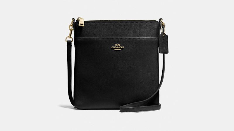 Kitt Messenger Crossbody. (Photo: Coach)