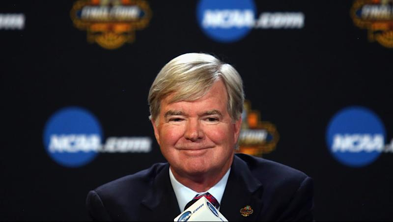NCAA president: 'You can't have college sports' without colleges open