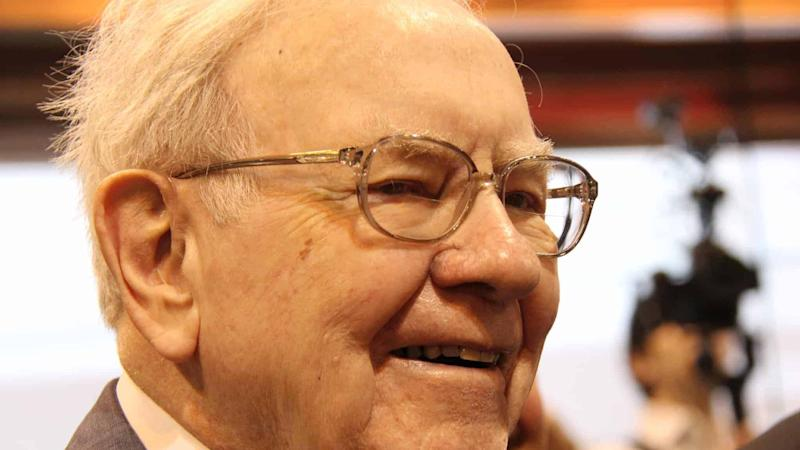 Warren Buffett, CEO Berkshire Hathaway