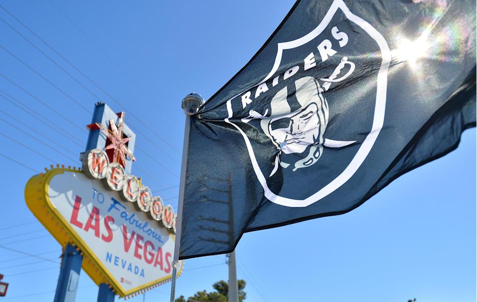 Jon Gruden will have a chance to arrive in Las Vegas with a team built in his image. (Getty)