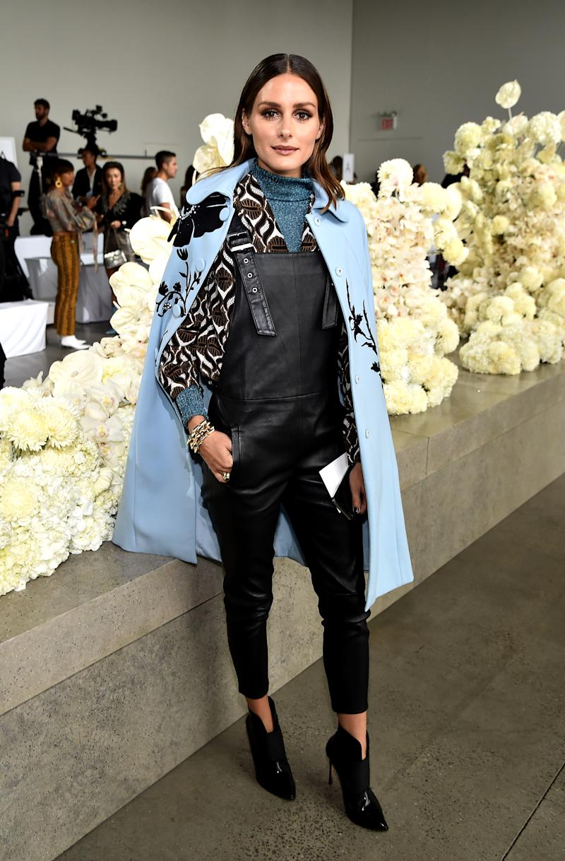 "Influencer Olivia Palermo was used as an example by Zimmermann in the brand's ""Grooming and Presentation Standards"" for employees. (Image via Getty Images)"