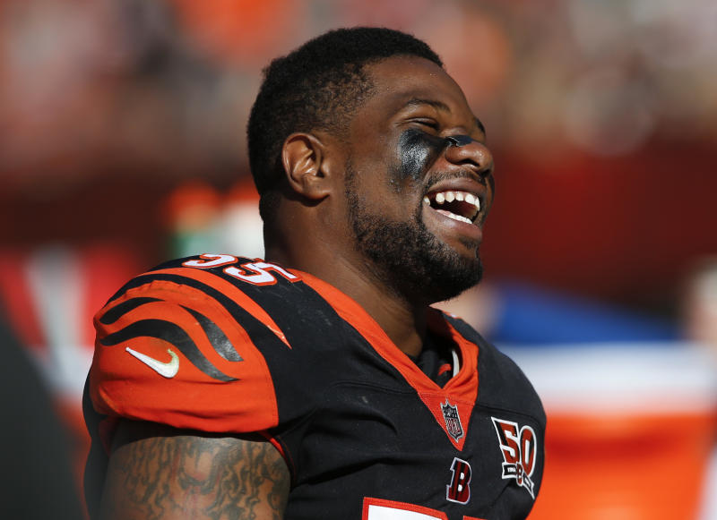 Burfict Facing 4-Game Ban for PED Violation