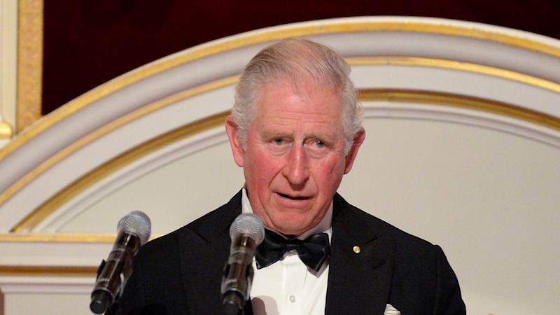 Charles praised for 'keeping calm and carrying on' after contracting Covid-19