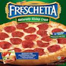 <p>This pepperoni number was OK, but again, nothing too special. The one complaint that tasters had was that the crust was slightly too thick and you really had to bite down on it. Other than that, this is a classic pepperoni pie. </p>