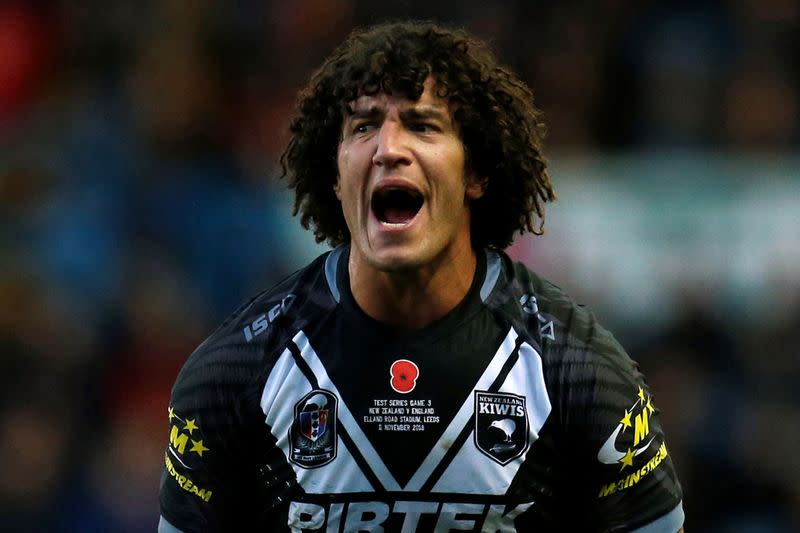 No 'Jaws-like chomp' but NRL player suspended for Shark bite
