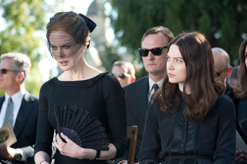 "Nicole Kidman and Mia Wasikowska in Fox Searchlight Pictures' ""Stoker"" - 2013"