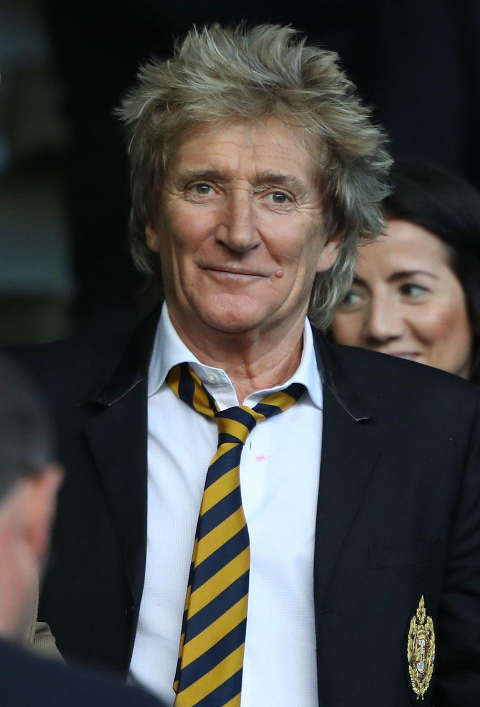 Sir Rod Stewart's alleged assault case in Florida is drawing to a conclusion (Andrew Milligan/PA) (PA Archive)