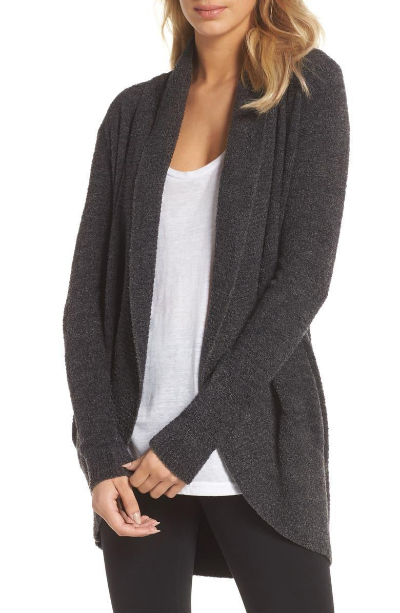 """<h2>Barefoot Dreams CozyChic Lite Circle Cardigan</h2><br><strong>SOLD OUT (FOR NOW)</strong><br>An annual customer and R29-reader favorite, this buttery cardigan is sure to sell out before the sale ends. Grab one now, and live your Nancy Meyers beach house fantasies all winter long. <br><br><em>Shop more <a href=""""https://go.skimresources.com?id=30283X879131&xs=1&url=https%3A%2F%2Fwww.nordstrom.com%2Fbrowse%2Fanniversary-sale%2Fall%3Fcampaign%3D0728publicgnpt1%26jid%3Dj012165-15573%26cid%3D00000%26cm_sp%3Dmerch-_-anniversary_15573_j012165-_-catpromo_corp_persnav_shop%26%3D%26postalCodeAvailability%3D10543%26filterByProductType%3Dclothing_sweaters&sref=https%3A%2F%2Fwww.refinery29.com%2Fen-us%2Fnordstrom-anniversary-sale-best-sellers"""" rel=""""nofollow noopener"""" target=""""_blank"""" data-ylk=""""slk:Nordstrom Anniversary Sale sweaters"""" class=""""link rapid-noclick-resp"""">Nordstrom Anniversary Sale sweaters</a></em><br><br><strong>BAREFOOT DREAMS®</strong> CozyChic Lite Circle Cardigan, $, available at <a href=""""https://go.skimresources.com/?id=30283X879131&url=https%3A%2F%2Fwww.nordstrom.com%2Fs%2Fbarefoot-dreams-cozychic-lite-circle-cardigan%2F4114466"""" rel=""""nofollow noopener"""" target=""""_blank"""" data-ylk=""""slk:Nordstrom"""" class=""""link rapid-noclick-resp"""">Nordstrom</a>"""