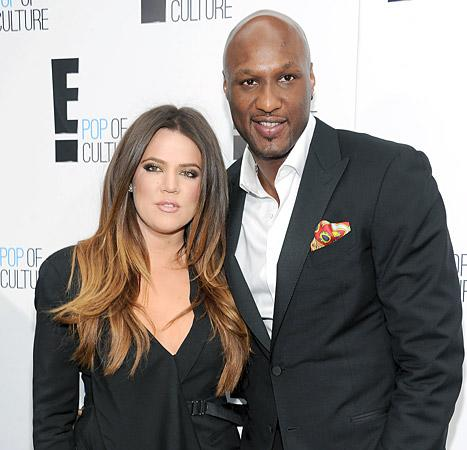 "Khloe Kardashian Reveals Lamar Odom Has ""Emotional Issues,"" Needs Help on Keeping Up With the Kardashians"