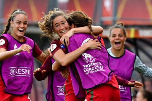 Portugal beat Scotland to boost women's Euro last-eight hopes