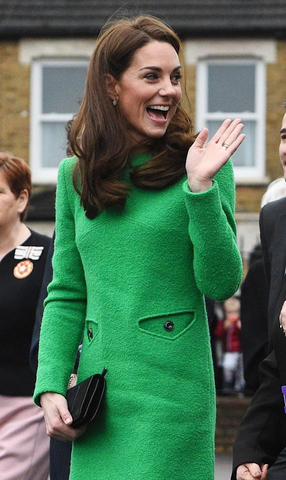 <p>You can rock this gorgeous hue without looking like you're celebrating St. Patrick's Day. Here's how. </p>