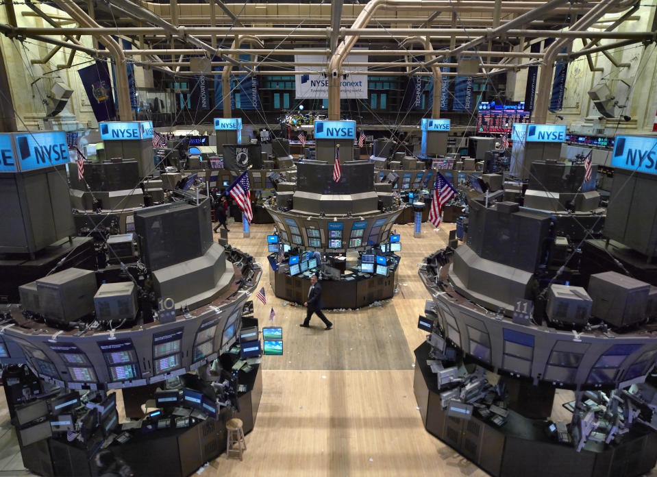Stock Market News Live Updates Stocks Fall Oil Crashes Into Negative Territory As Energy Demand Concerns Flare