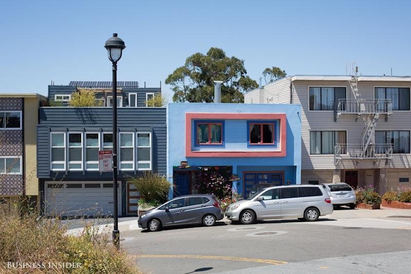bernal heights neighborhood tour 5190