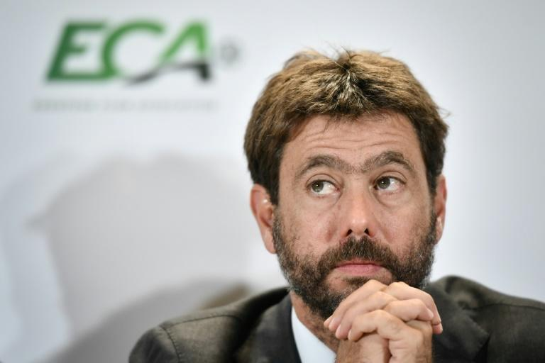 Juventus chairman Andrea Agnelli resigned from his roles with UEFA and the European Club Association as the Super League announcement was made