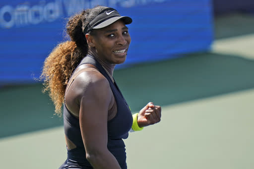 Serena battles into third round of Western & Southern Open