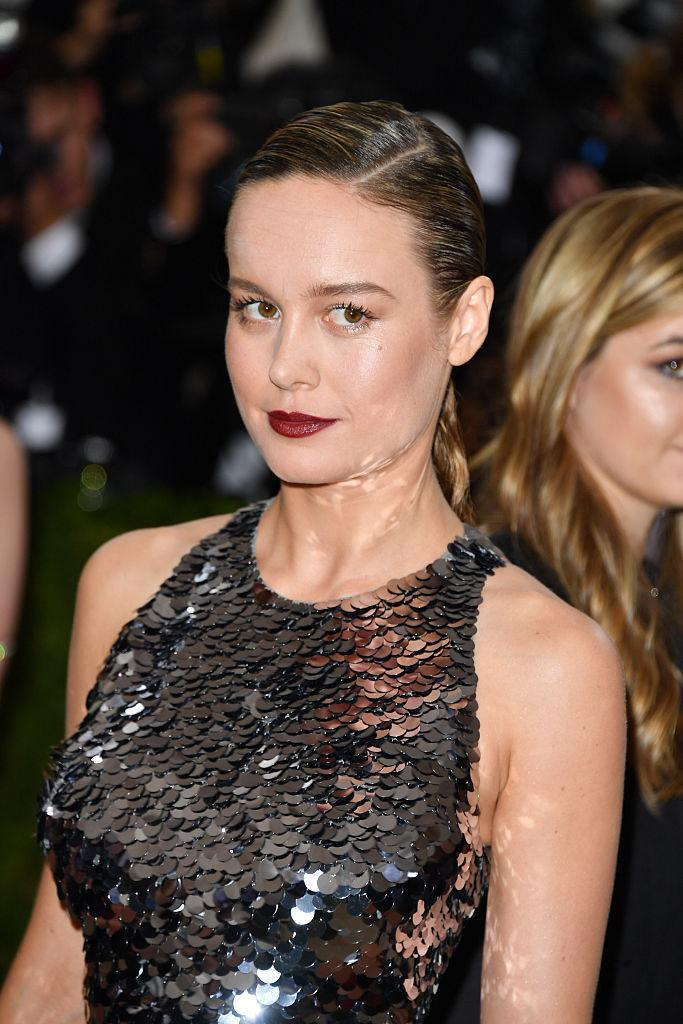 <p>Brie Larson at the Manus x Machina: Fashion in an Age of Technology Costume Institute Gala at the Metropolitan Museum of Art. <i>(Photo by George Pimentel/WireImage)</i><br></p>