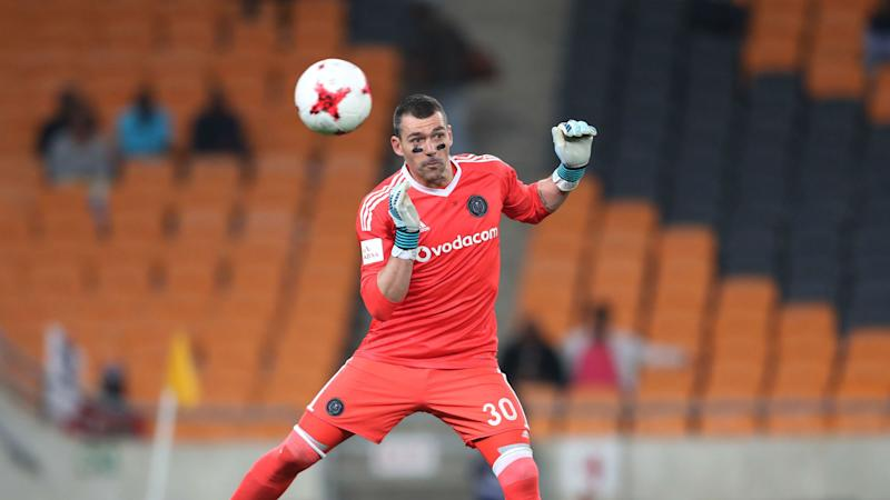 If Orlando Pirates keeper Sandilands wants a job, he must come to Highlands Park's offices - Sinky Mnisi