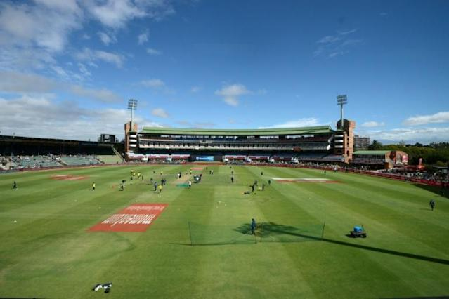 The South Africa-Zimbabwe Test match at Port Elizabeth will be the first to be played in South Africa