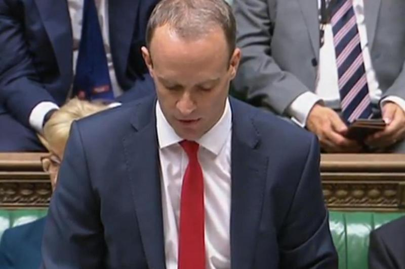 New Brexit Secretary unveils details of the white paper in the Commons