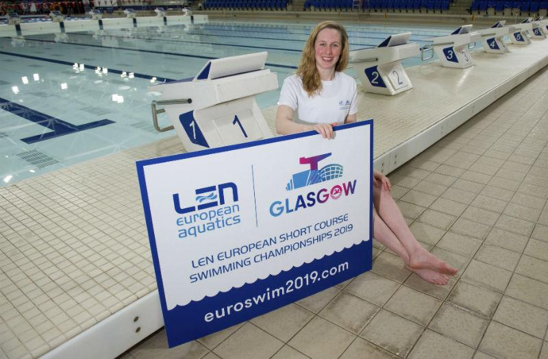 Hannah Miley is targeting the European Short Course Swimming Championships on her return from injury