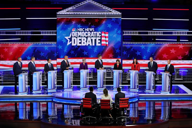 How to Watch the Democratic Debate Tonight Online for Free (Yes, There's Another One)