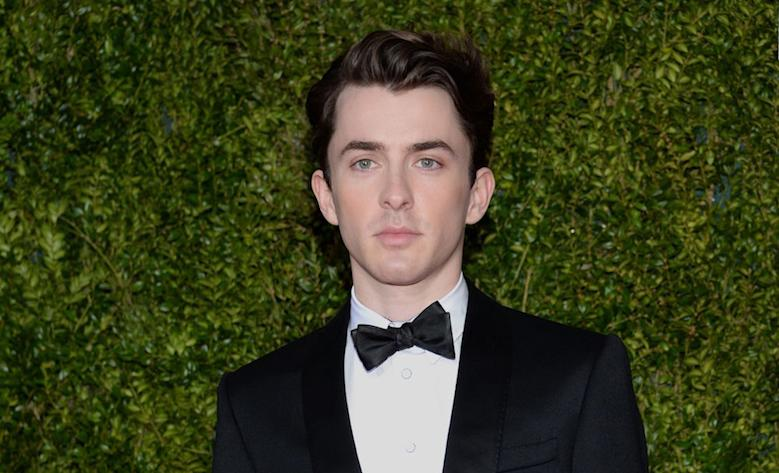 Matthew Beard arrives at the 69th annual Tony Awards at Radio City Music Hall, in New York69th Annual Tony Awards - Arrivals, New York, USA