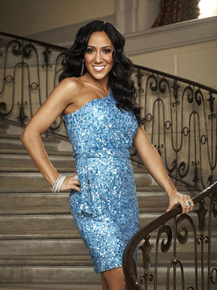 "Melissa Gorga stars in ""The Real Housewives of New Jersey."""
