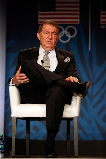 Jerry Colangelo plans to stay with USA Basketball until 2020. (Getty Images)