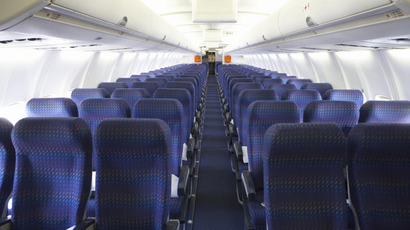 Court Sides With Passengers Over The 'Incredible Shrinking Airline Seat'