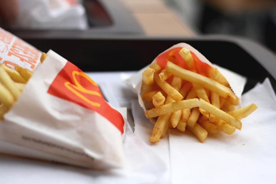 All-you-can-eat fries are coming to McDonald's —but there's a catch
