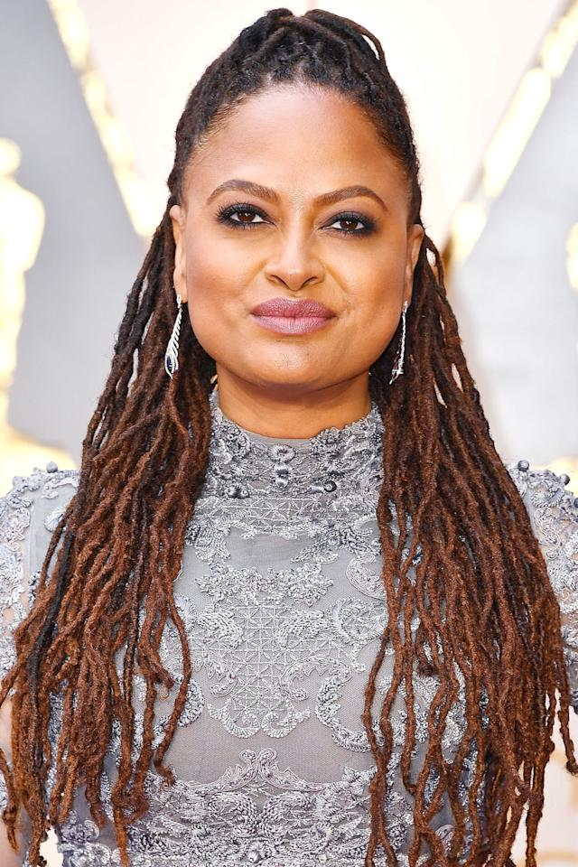 "<p>The <em><a rel=""nofollow"" href=""http://www.elle.com/culture/movies-tv/a39103/ava-duvernay-interview-a-wrinkle-in-time/"">A Wrinkle in Time</a> </em>director reinvents ombré. </p>"