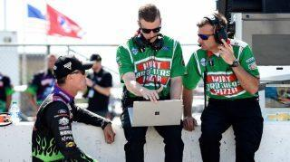 NASCAR Cup Series Ally 400 - Qualifying