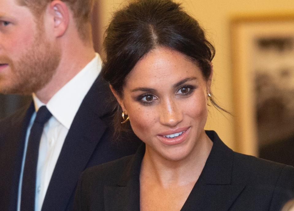 Meghan Markle has given a sit-down interview for documentary series, Queen of the World. [Photo: Getty]