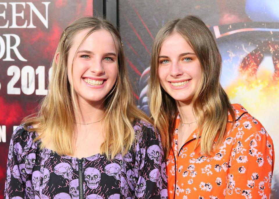 <p>The twins are now 17 years old and still acting. They recently starred in Jordan Peele's thriller <em>Us</em>.</p>
