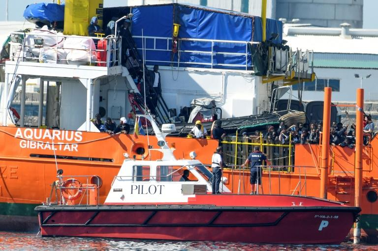 Salvini already caused a diplomatic crisis when he barred an NGO-operated rescue ship with some 630 mostly African migrants from landing in Italy