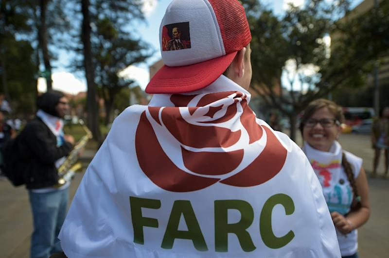 The FARC has also launched a political party called the Common Alternative Revolutionary Force that will field candidates in next year's general elections