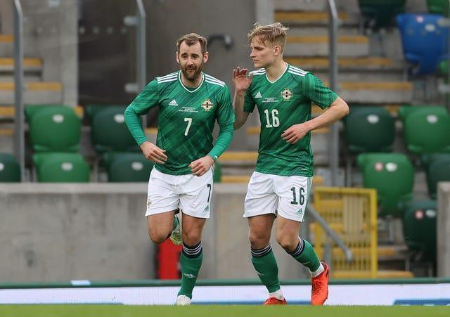 Northern Ireland v USA – International Friendly – Windsor Park