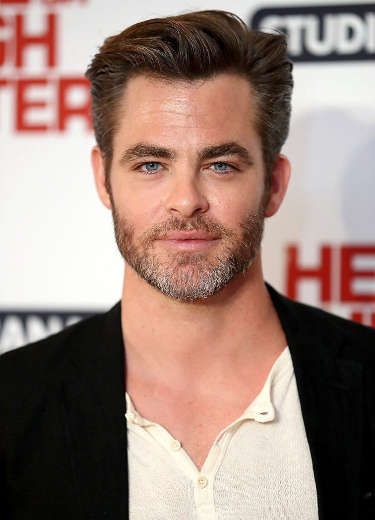 Chris Pine (Photo by Mike Marsland/Mike Marsland/WireImage)