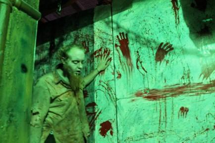 """<div class=""""caption-credit""""> Photo by: Nightmares on the Bayou.</div><div class=""""caption-title"""">Nightmare on the Bayou</div>They claim to be Houston's only haunted house with real ghosts and considering that they're located next to Houston's oldest graveyard, they could be right… For hours, rates and additional information, visit Nightmares on the Bayou. <br> <b><i><a rel=""""nofollow"""" target="""""""" href=""""http://www.babble.com/kid/kid-movies-disturbing-films-family/kid-movies-disturbing-films-family-intro/?cmp=ELP