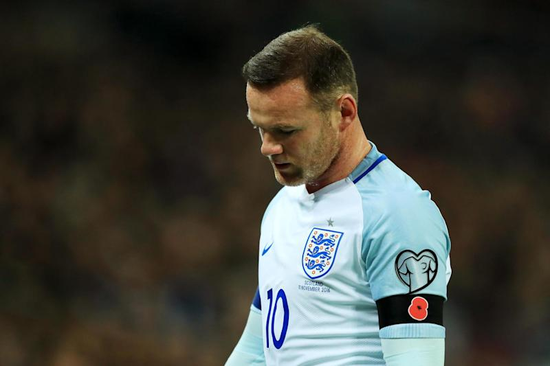 Leading man: Wayne Rooney: Getty Images
