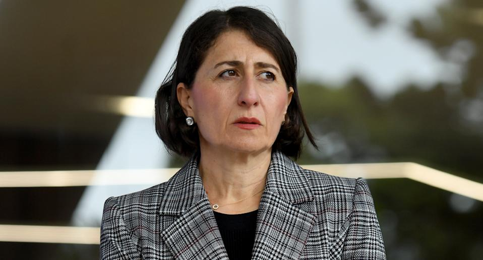 "Premier Gladys Berejiklian said she was confident ""cool heads"" would prevail tomorrow. Source: AAP"